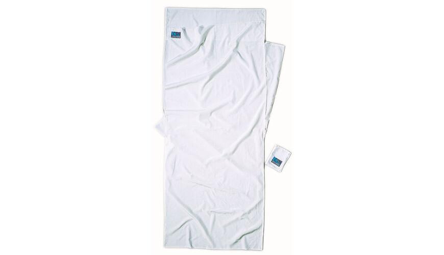 Cocoon TravelSheet silk/cotton natuurlijk